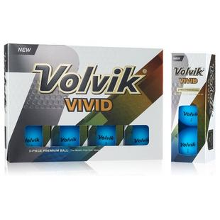 Vivid Golf Balls - Blue