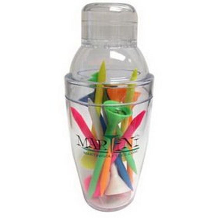 Martini Tee Shaker Pack