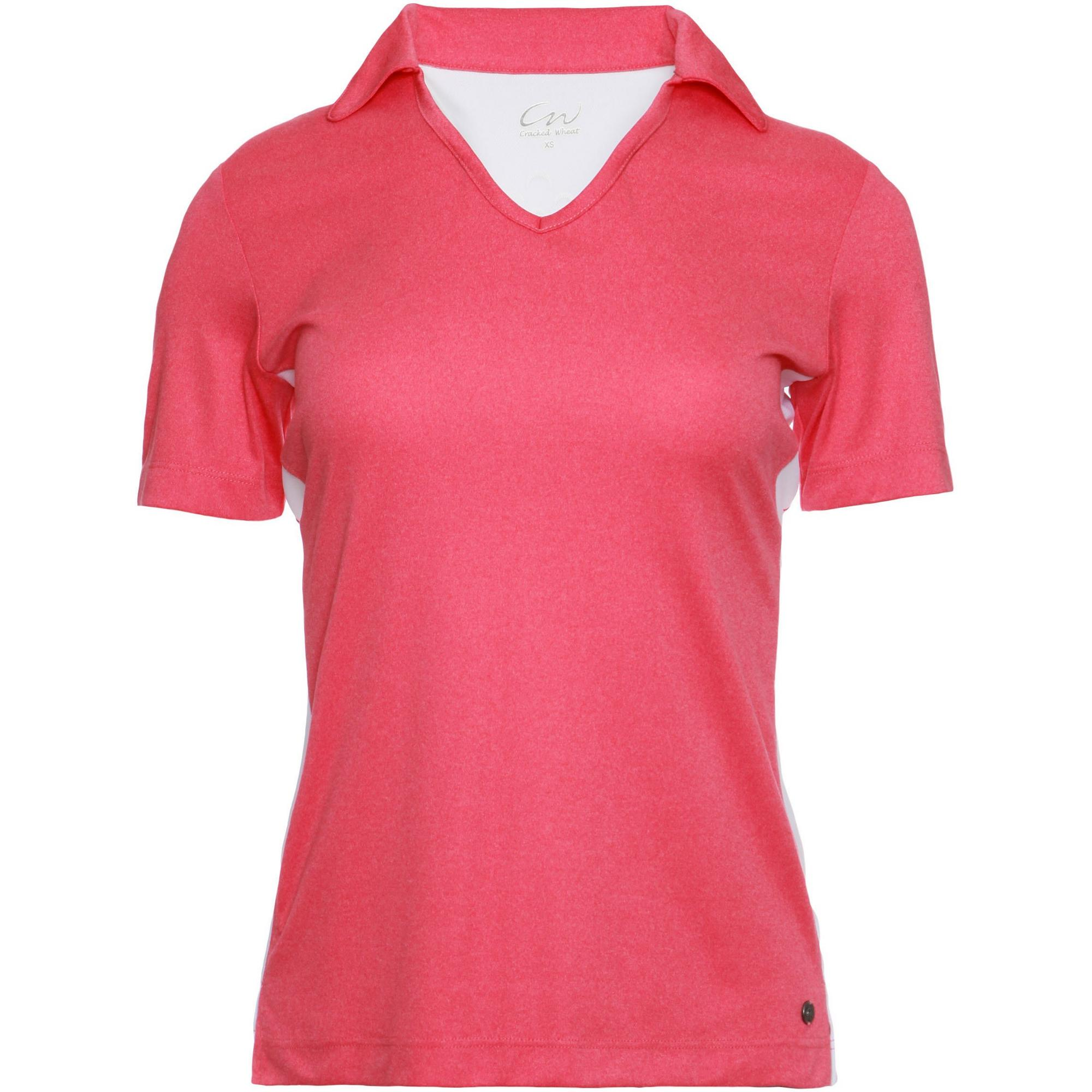 Women's Skyler Colour Block Short Sleeve Polo
