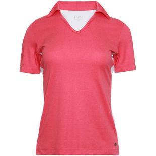 Women's Skyler Colour Block Short Sleeve Polo