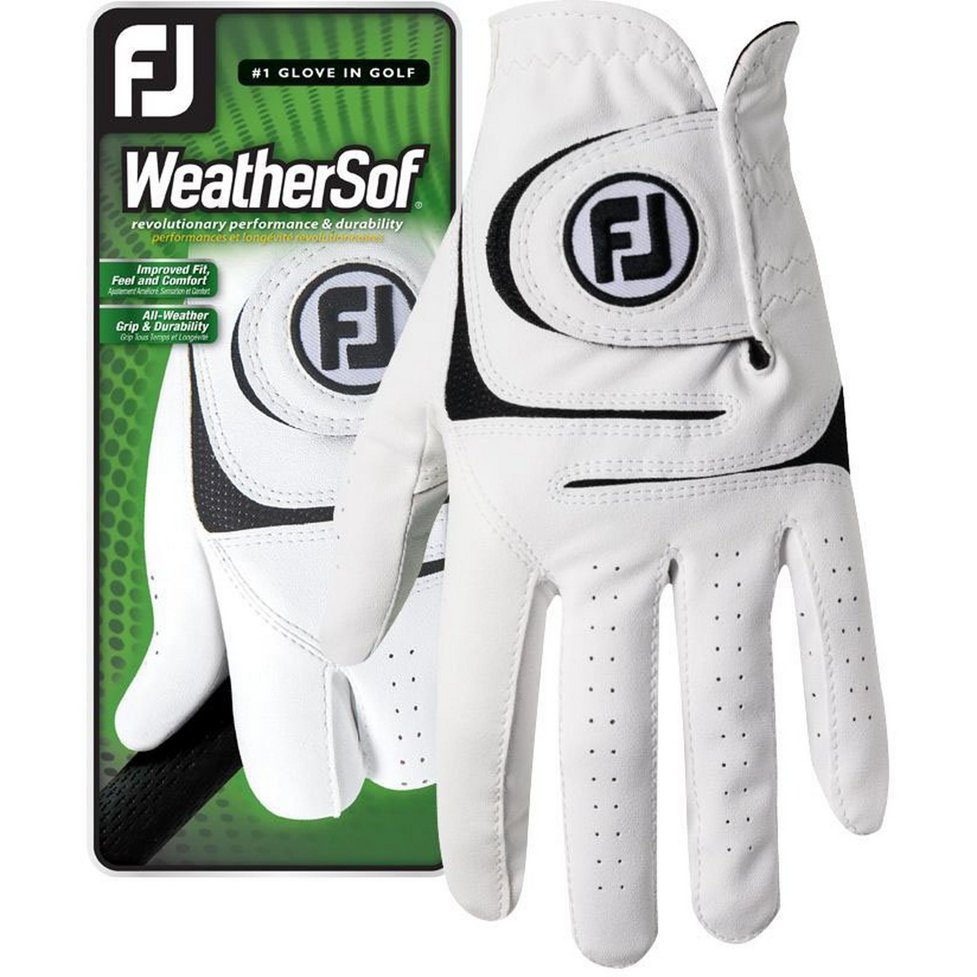 Womens WeatherSof Golf Glove