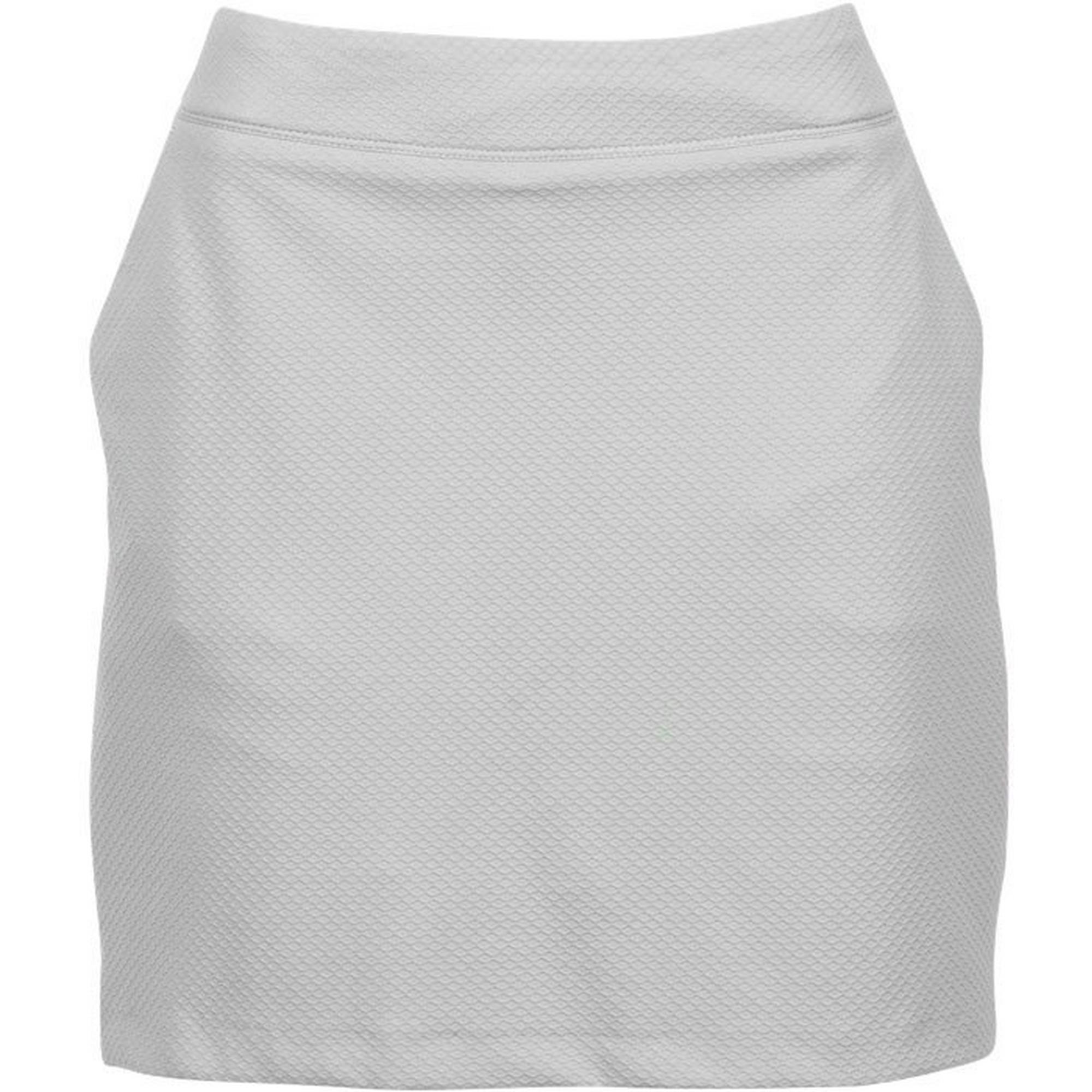 Women's Textured 18 Inch Skort