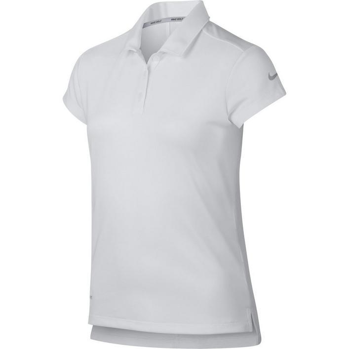 Girl's Dri-FIT Short Sleeve Polo