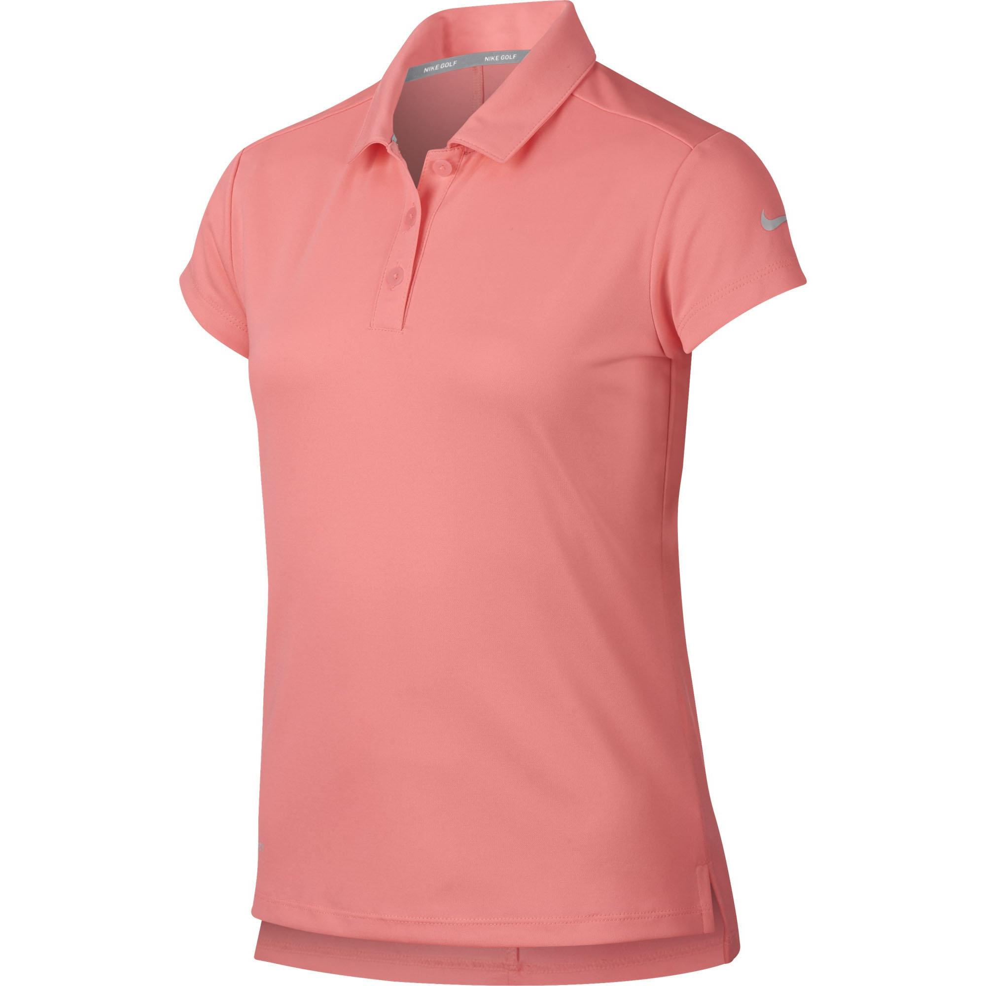 Girl's Victory Short Sleeve Polo