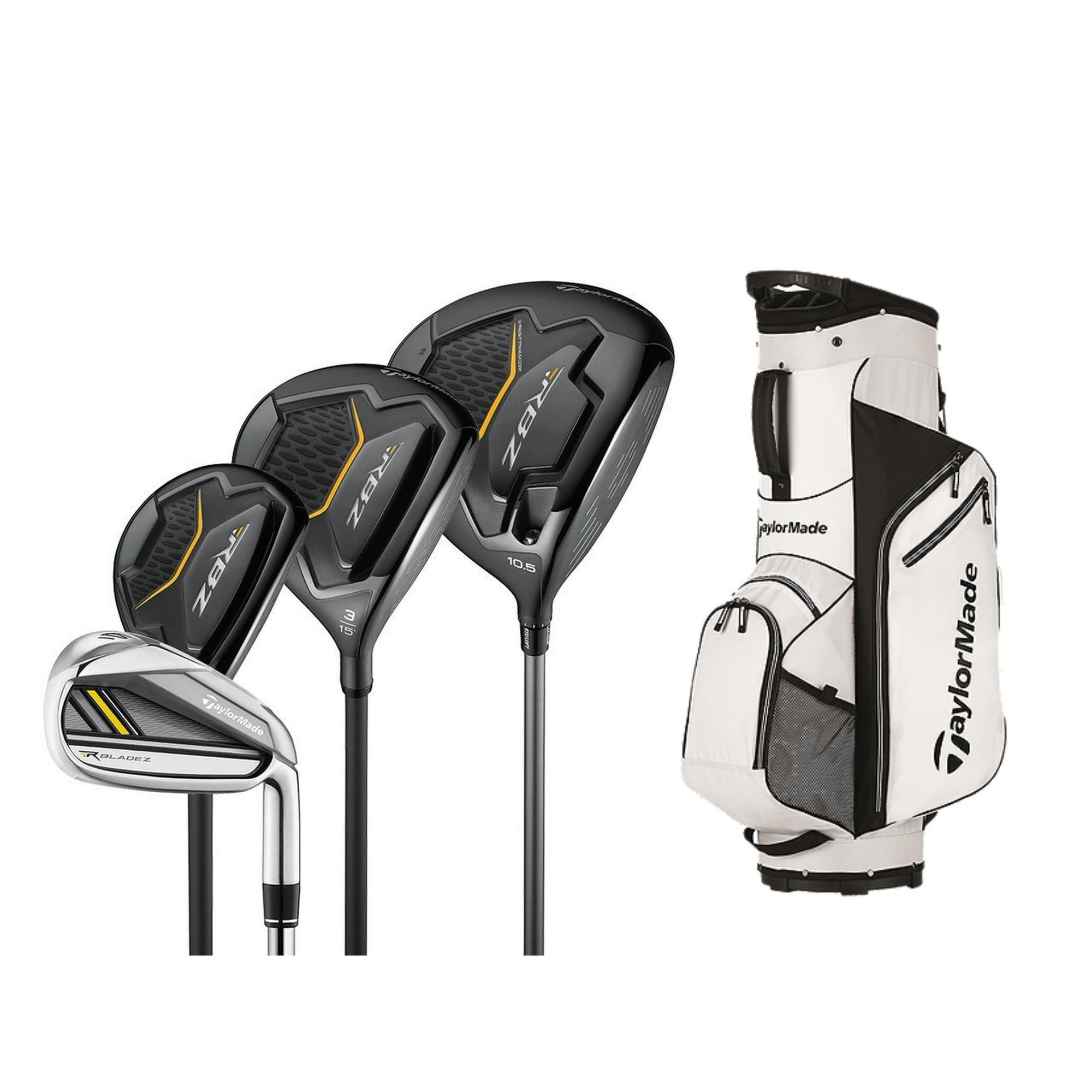 Women's RBZ 2.0 Package Set with 4H, 5H, 6-PW, SW Combo Iron Set with Graphite Shafts