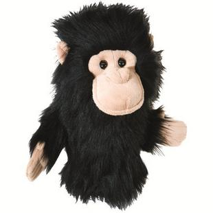 Oversized Headcover - Chimpanzee