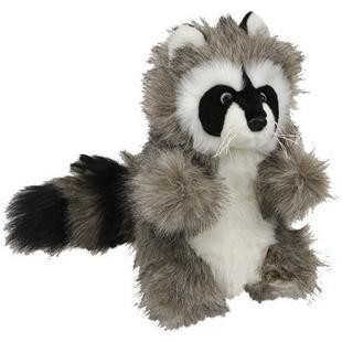 Oversized Headcover - Raccoon