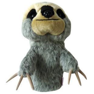Oversized Headcover - Sloth