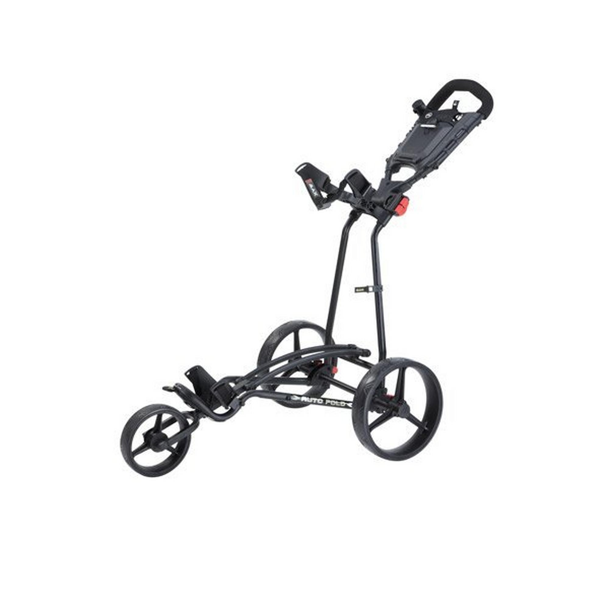 Auto Fold Plus Push Cart