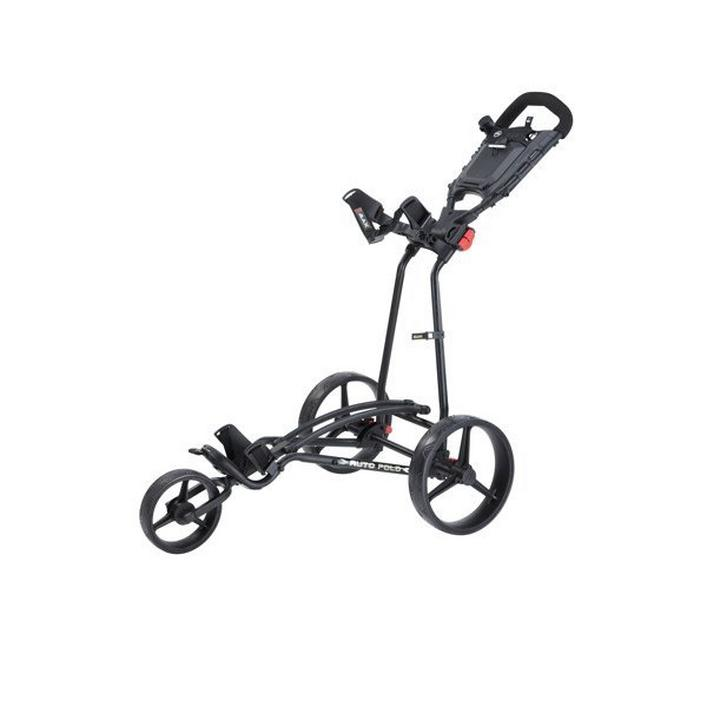Auto Fold Plus Push Cart