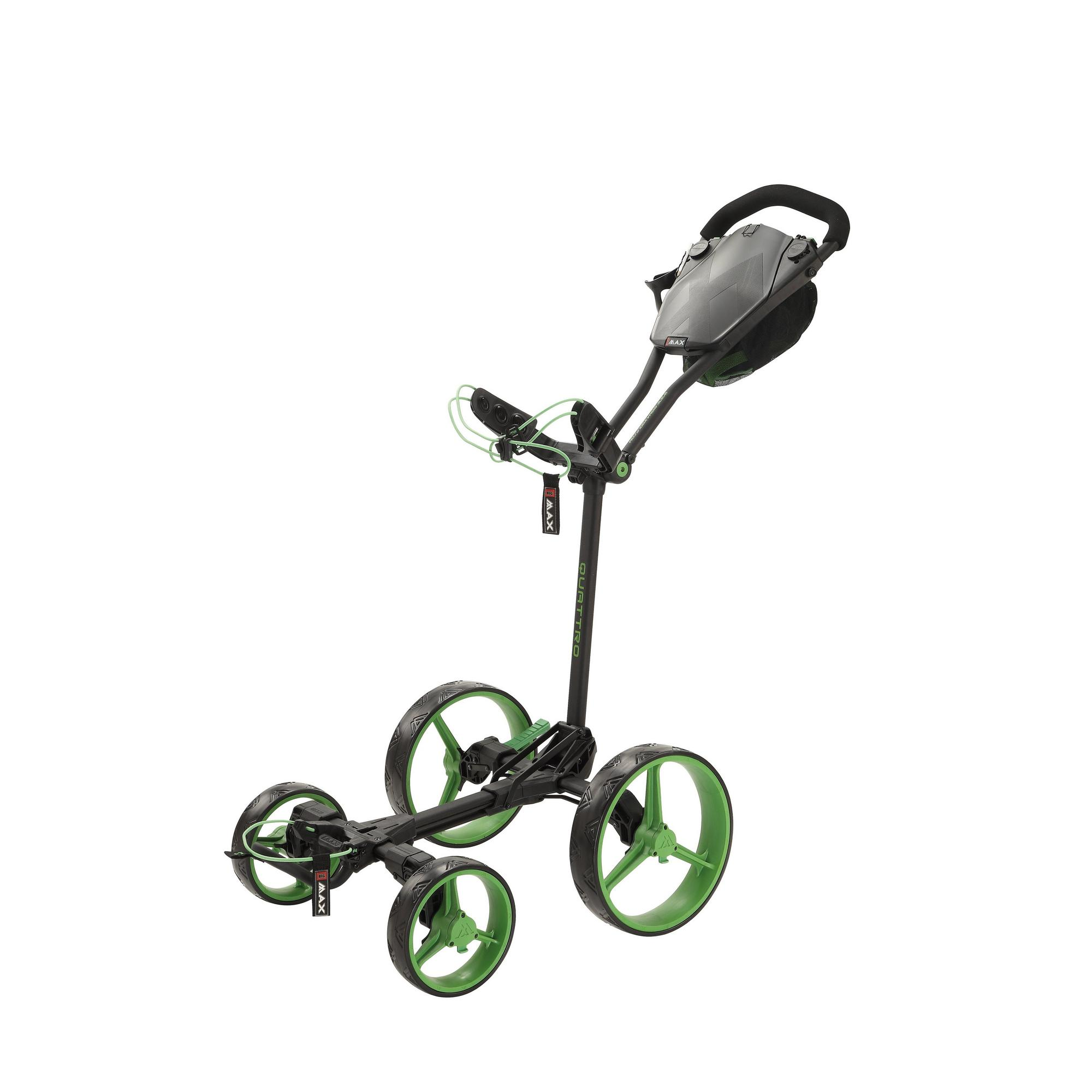 Blade Quattro Push Cart