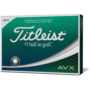 AVX Golf Balls - White