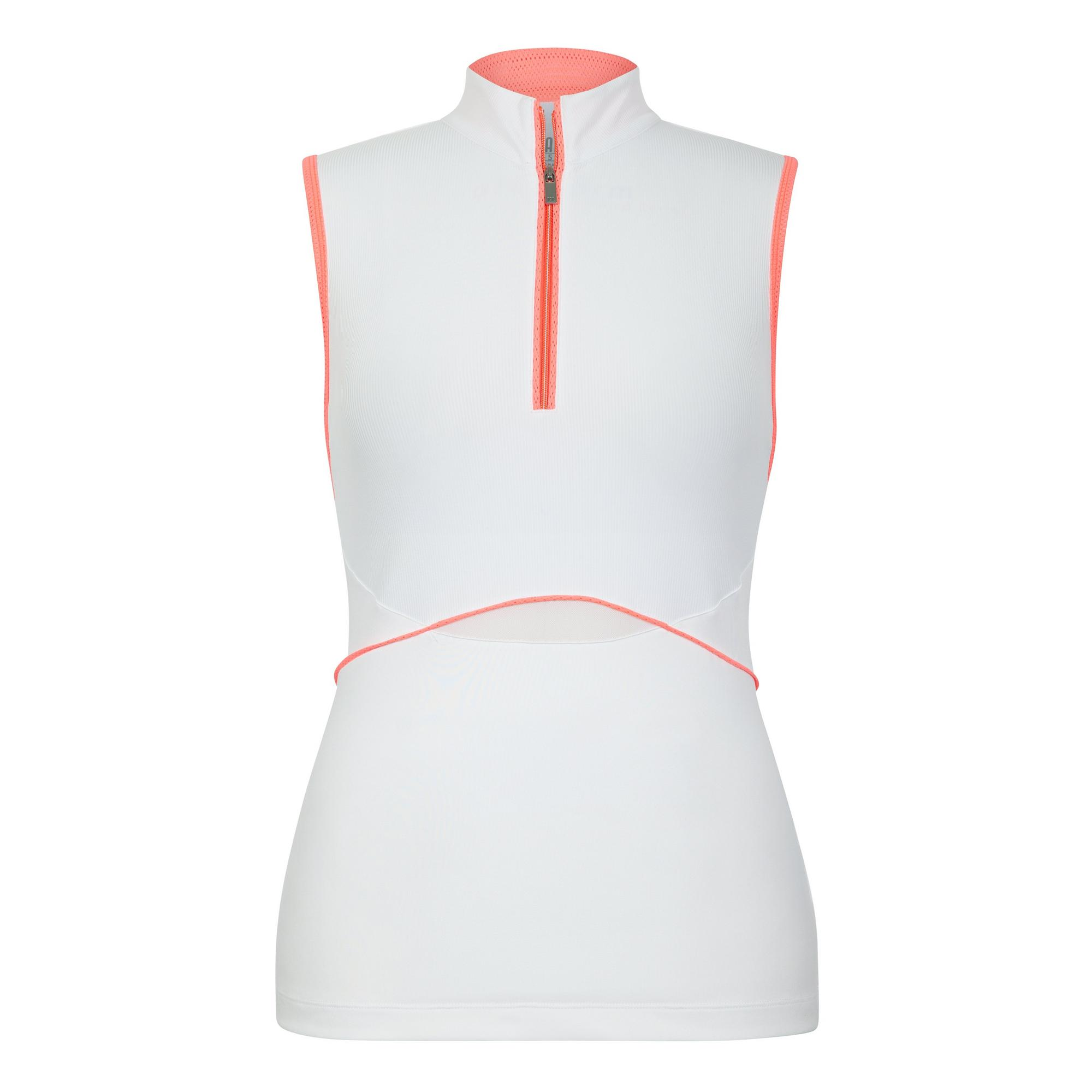 Women's Carlton Luxe Ribbed Sleeveless Top