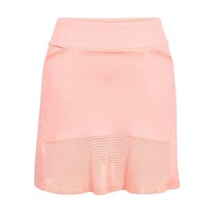 Women's Bogart Pull On Dot Mesh Flounce Skort