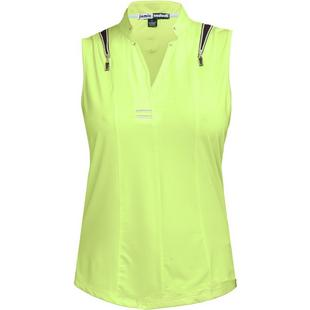 Women's Galleria Solid Sleeveless Top