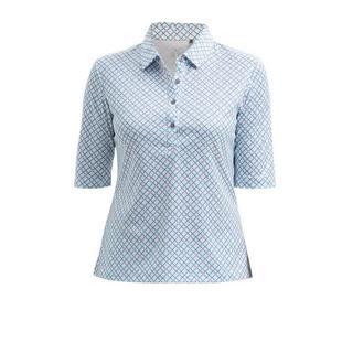 Women's Natalie 3/4 Sleeve Polo