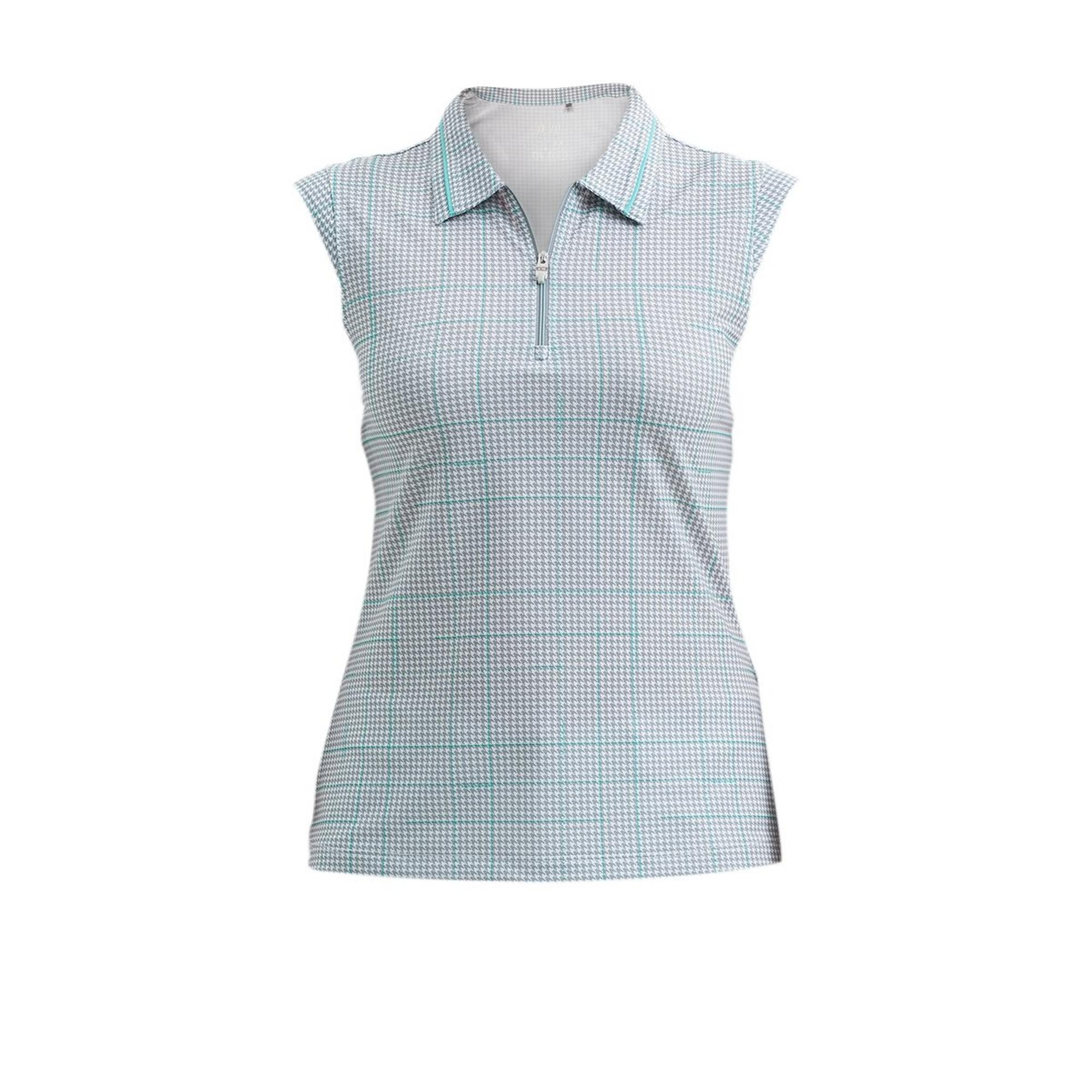 Women's Veronique Pique Sleeveless Polo