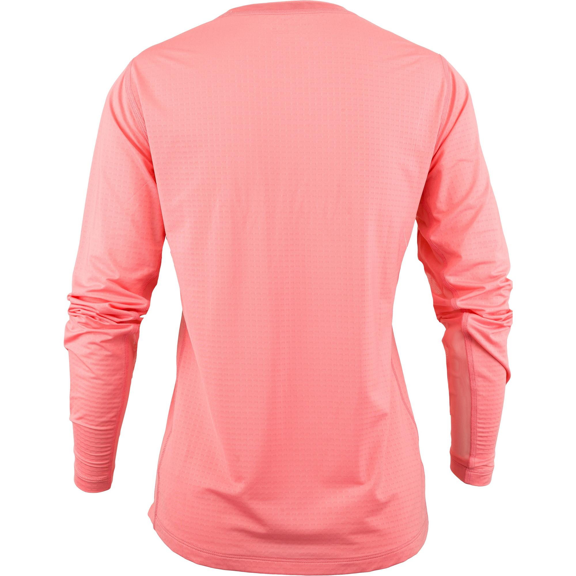Women's Cooling Crew Neck Long Sleeve Top