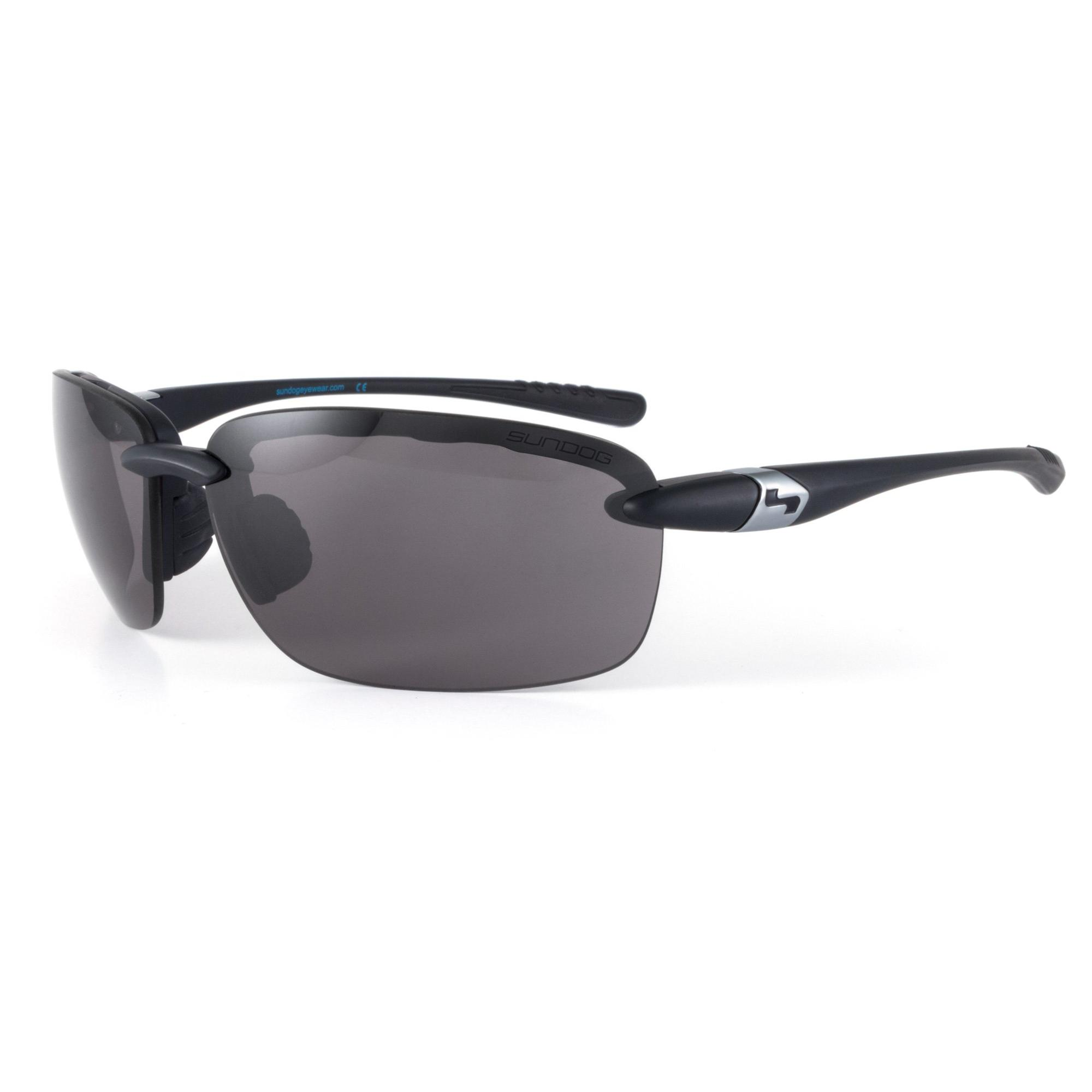 Men's Laser II TB Sunglasses - Black/Grey