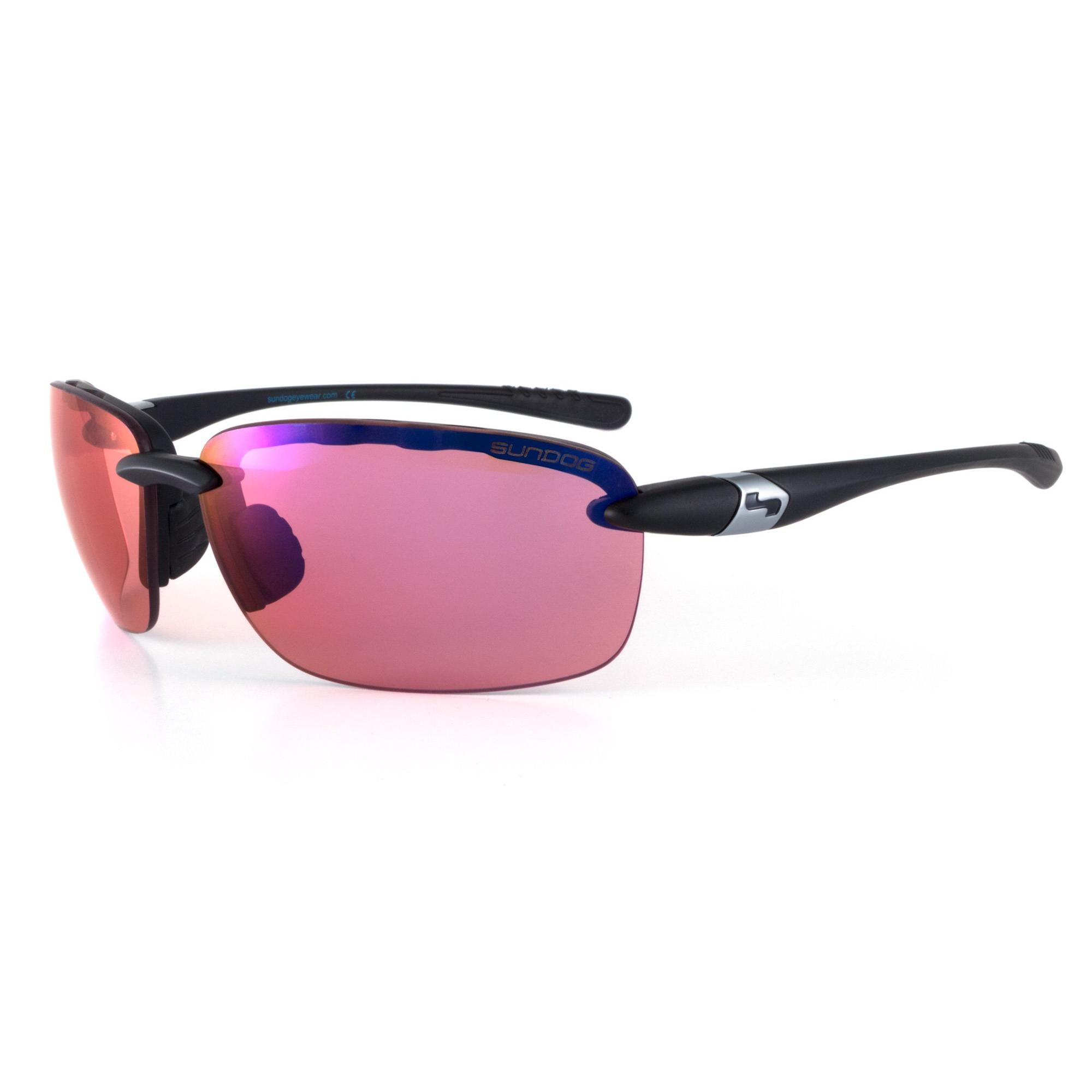 Men's Laser II TB Sunglasses - Black/Blue