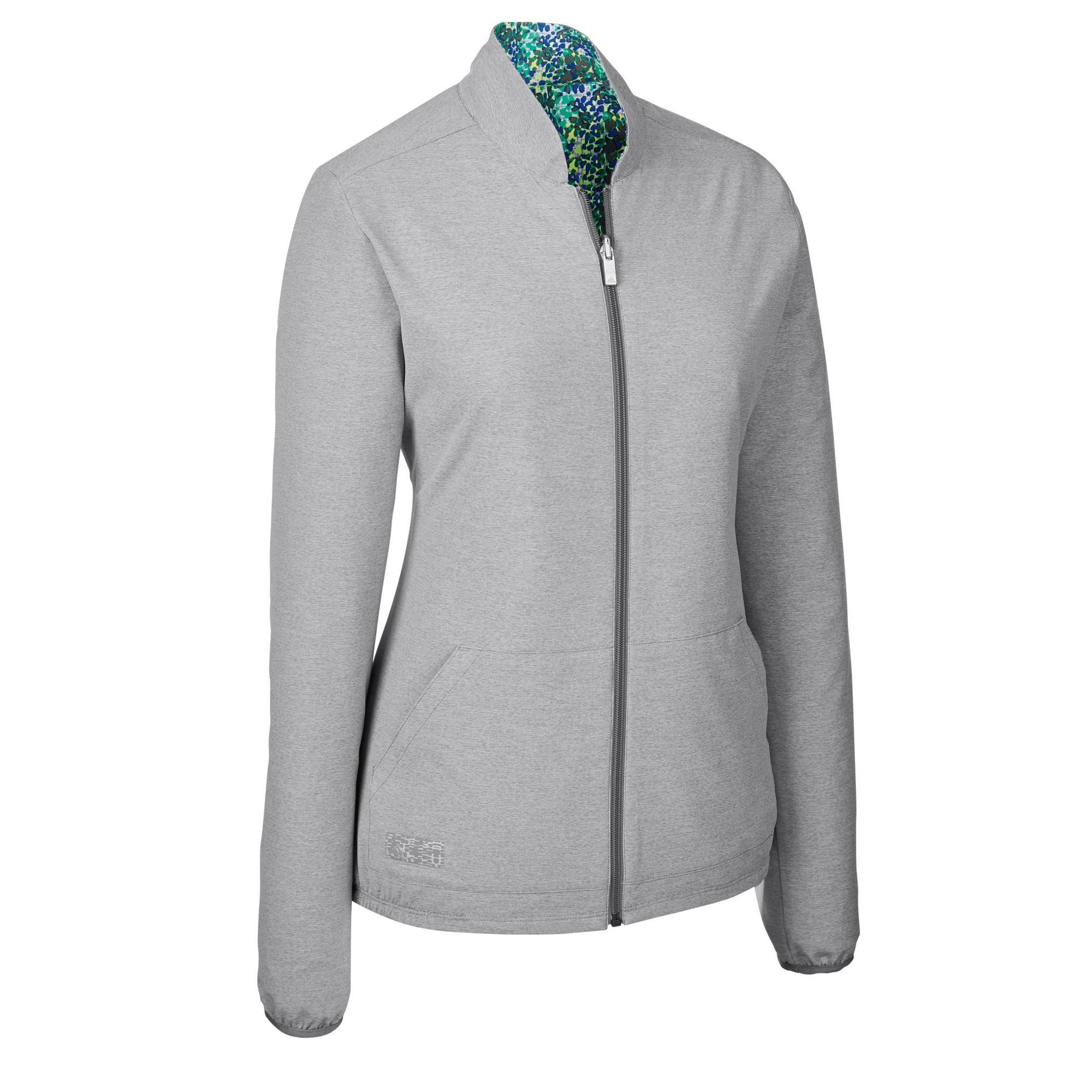 Women's Reversible Full Zip Jacket