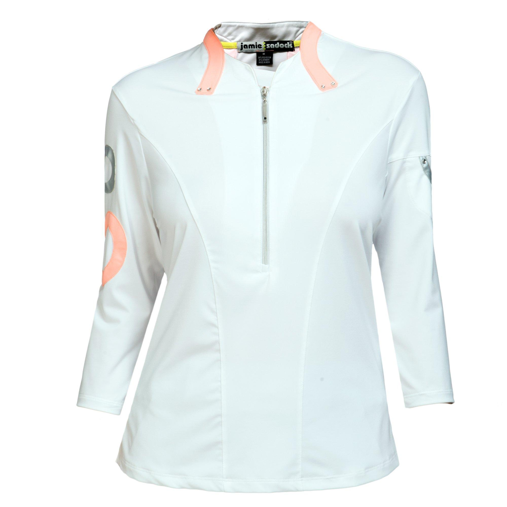 Women's 3/4 Sleeve Gleam Top