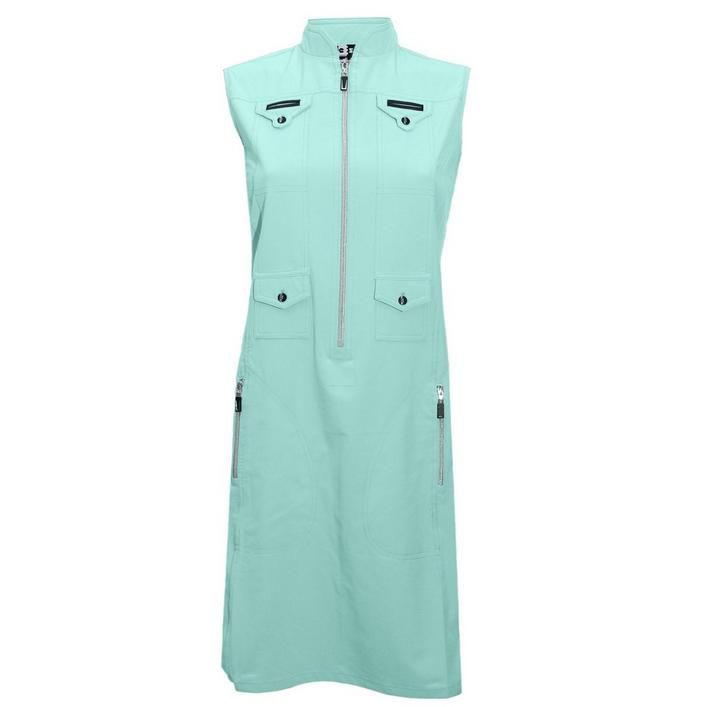 Women's Sleeveless Airwear Dress