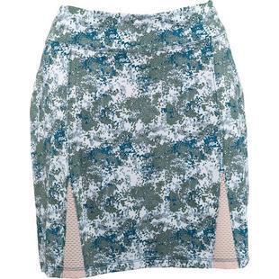 Jupe-pantalon à taille élastique pour femmes