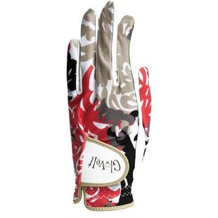 Womens Coral Reef Golf Glove