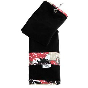 Coral Reef Golf Sport Towel