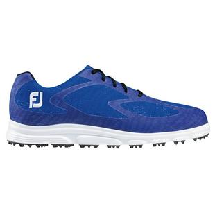 Men's Superlites XP Spikeless Golf Shoe - Blue/White