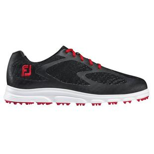 Men's Superlites XP Spikeless Golf Shoe - Black/Red