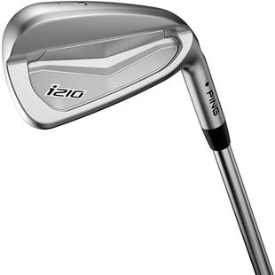 i210 4-PW Iron Set with Steel Shafts