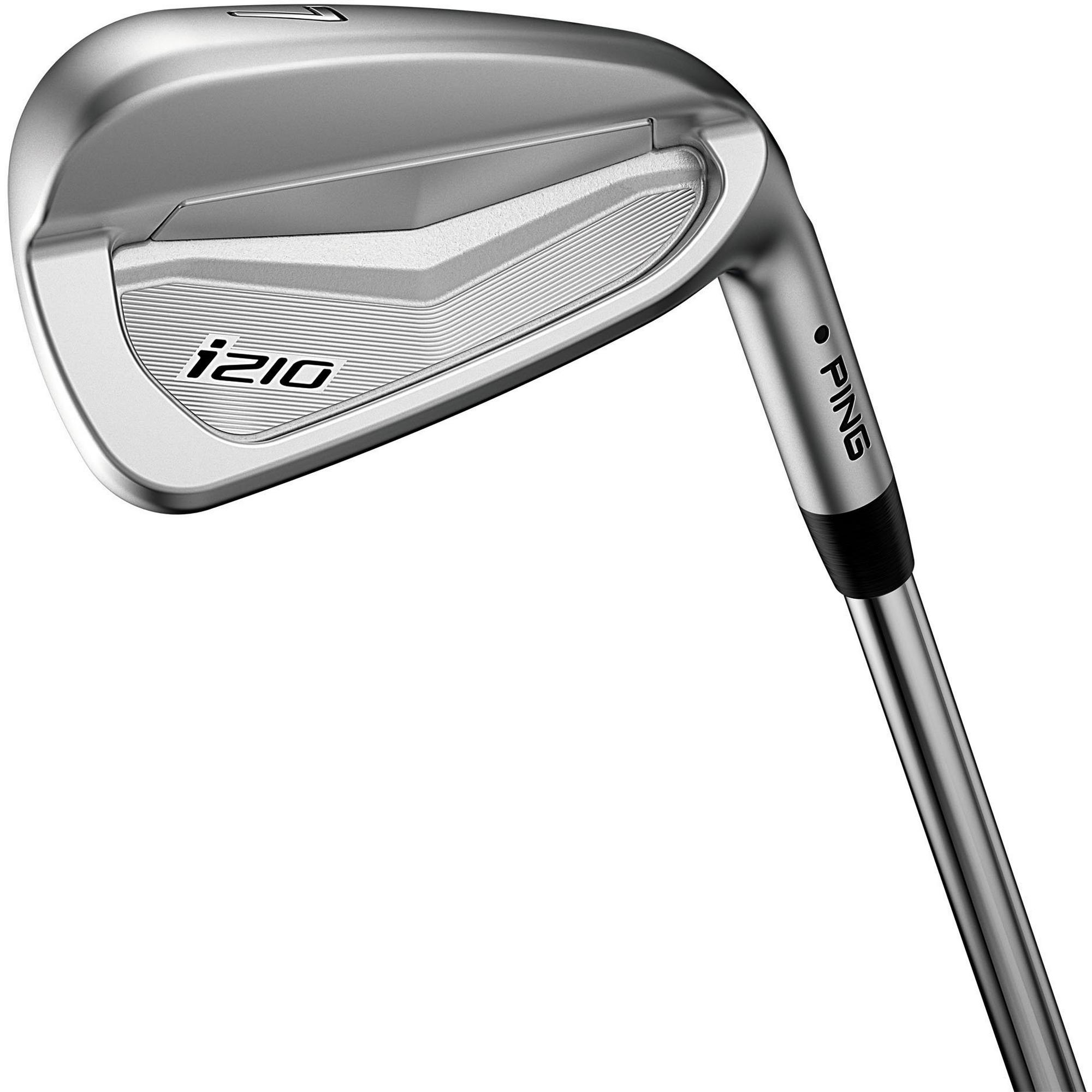 i210 4-PW Iron Set with Graphite Shafts