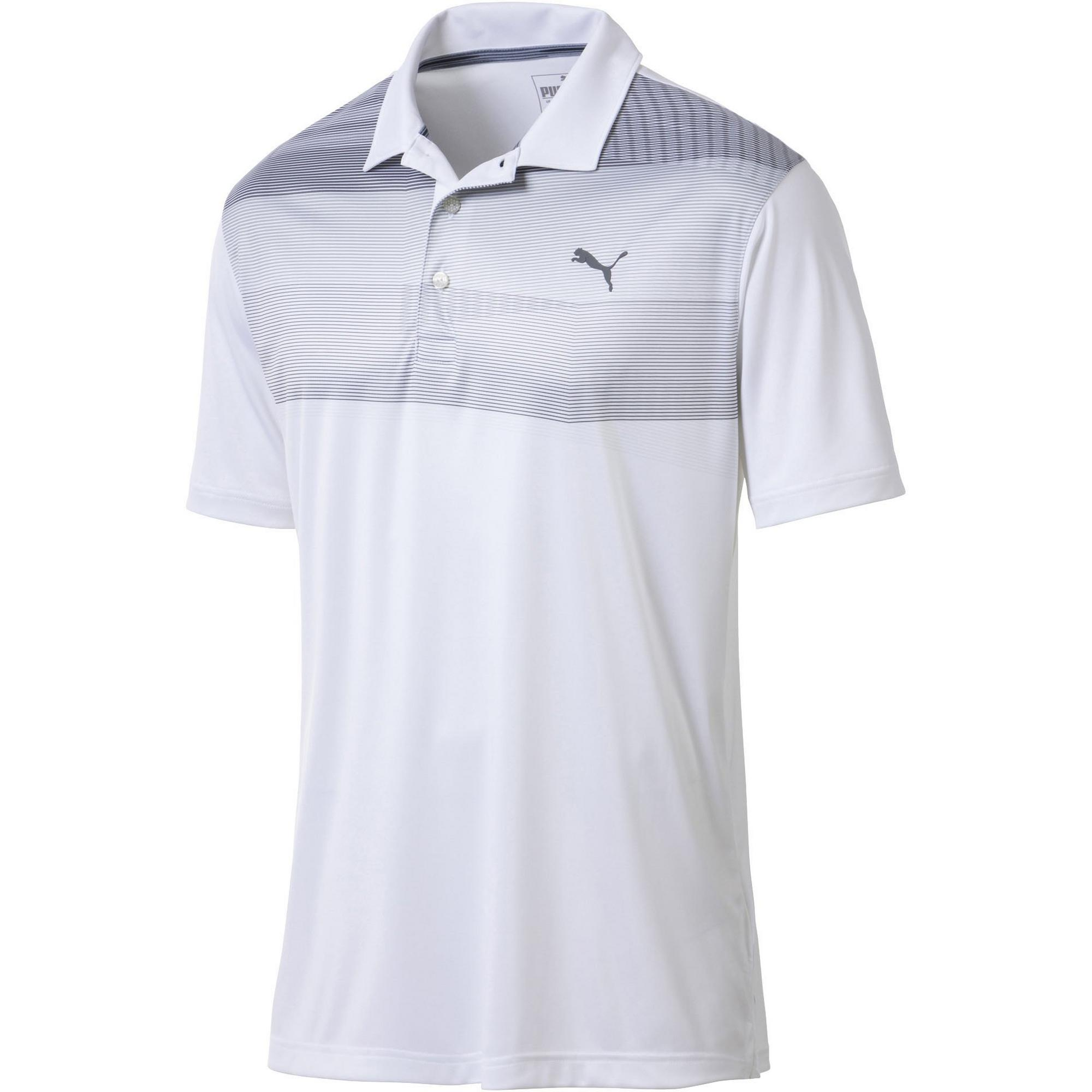 Men's PWRCOOL Refraction Short Sleeve Polo