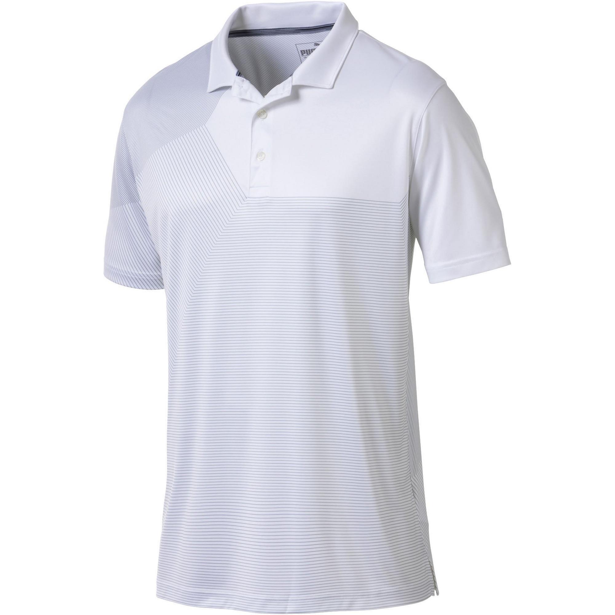 Men's PWRCOOL Dassler Short Sleeve Polo