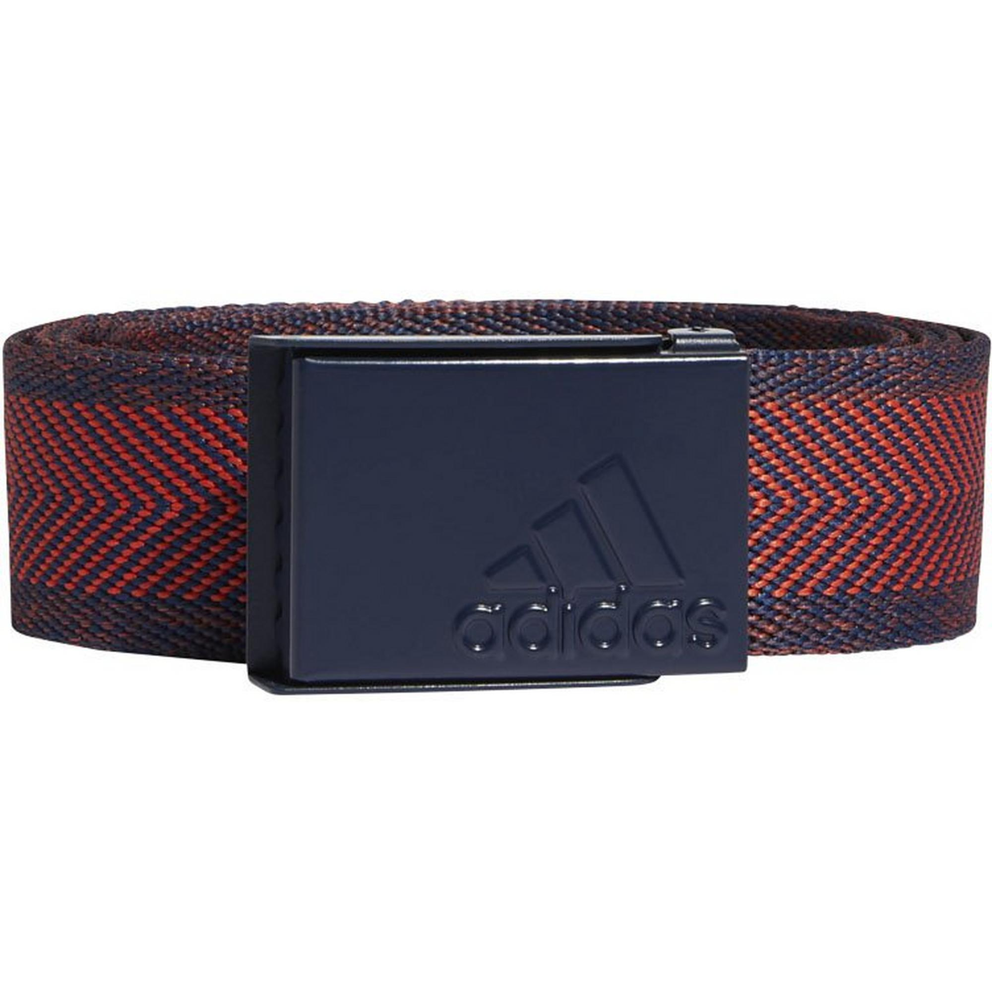 Men's Chevron Webbing Belt