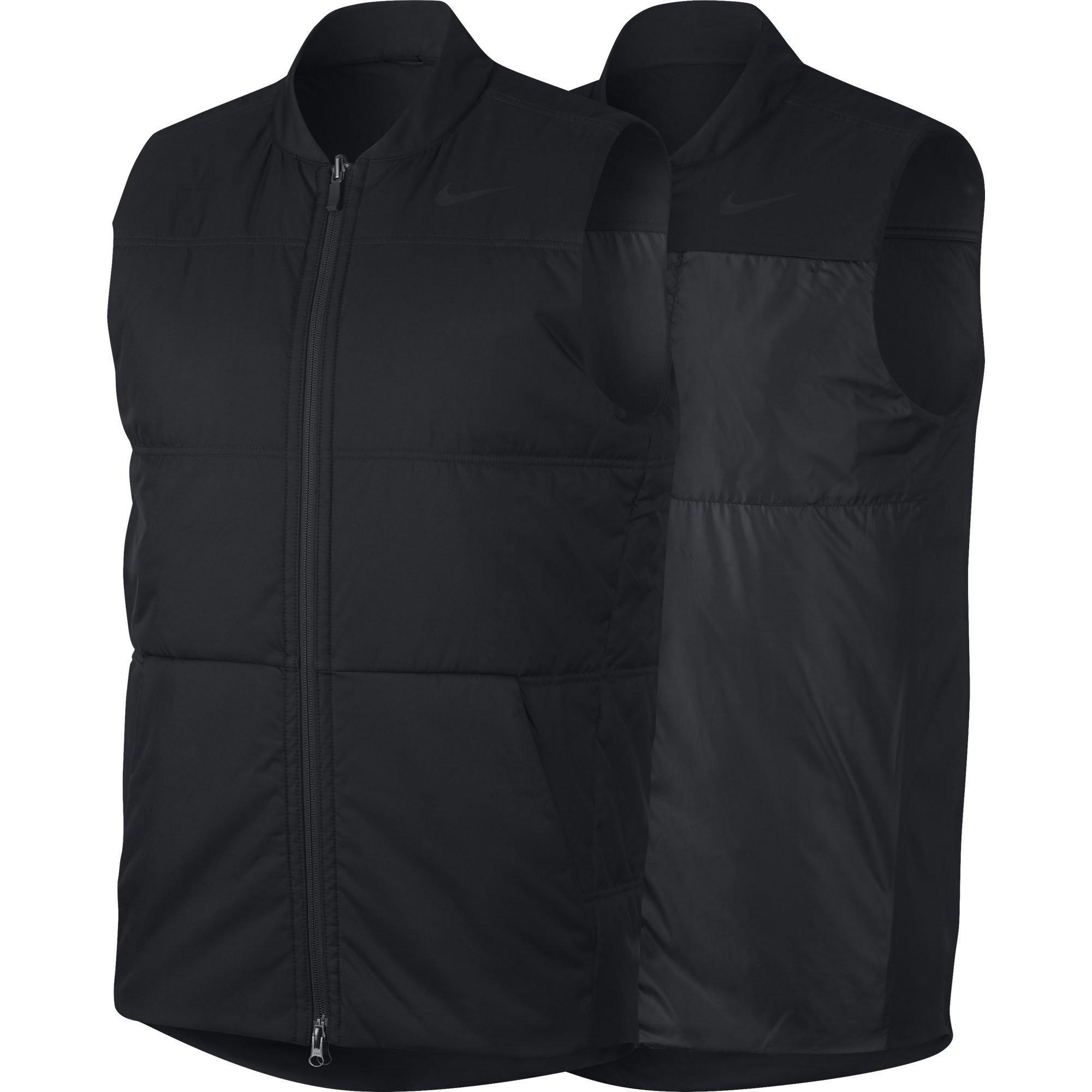 Men's Synthetic-Fill Reversible Vest