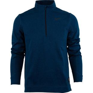 Men's Therma Repel Heathered 1/2 Zip Pullover