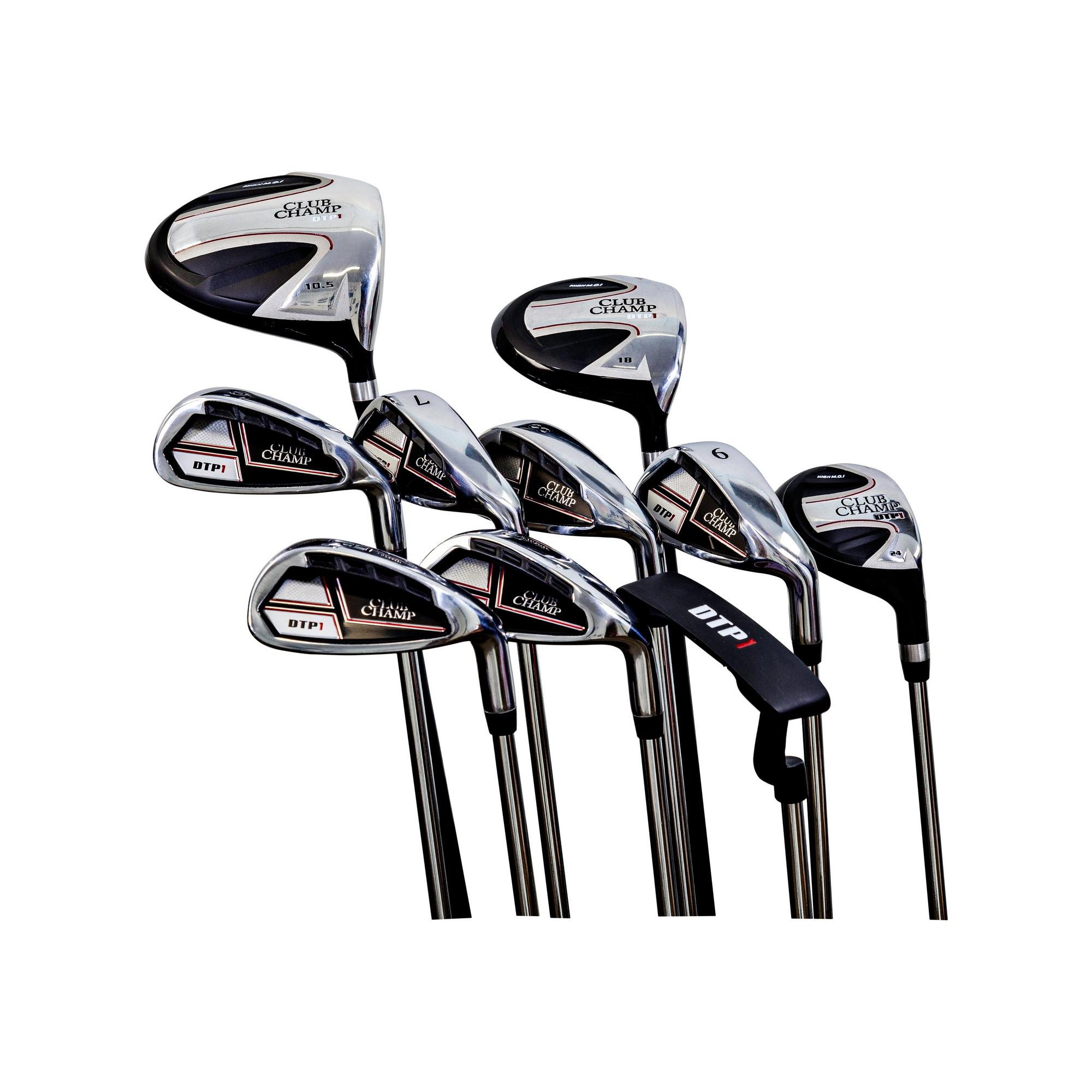 DTP1 10 Piece Golf Set