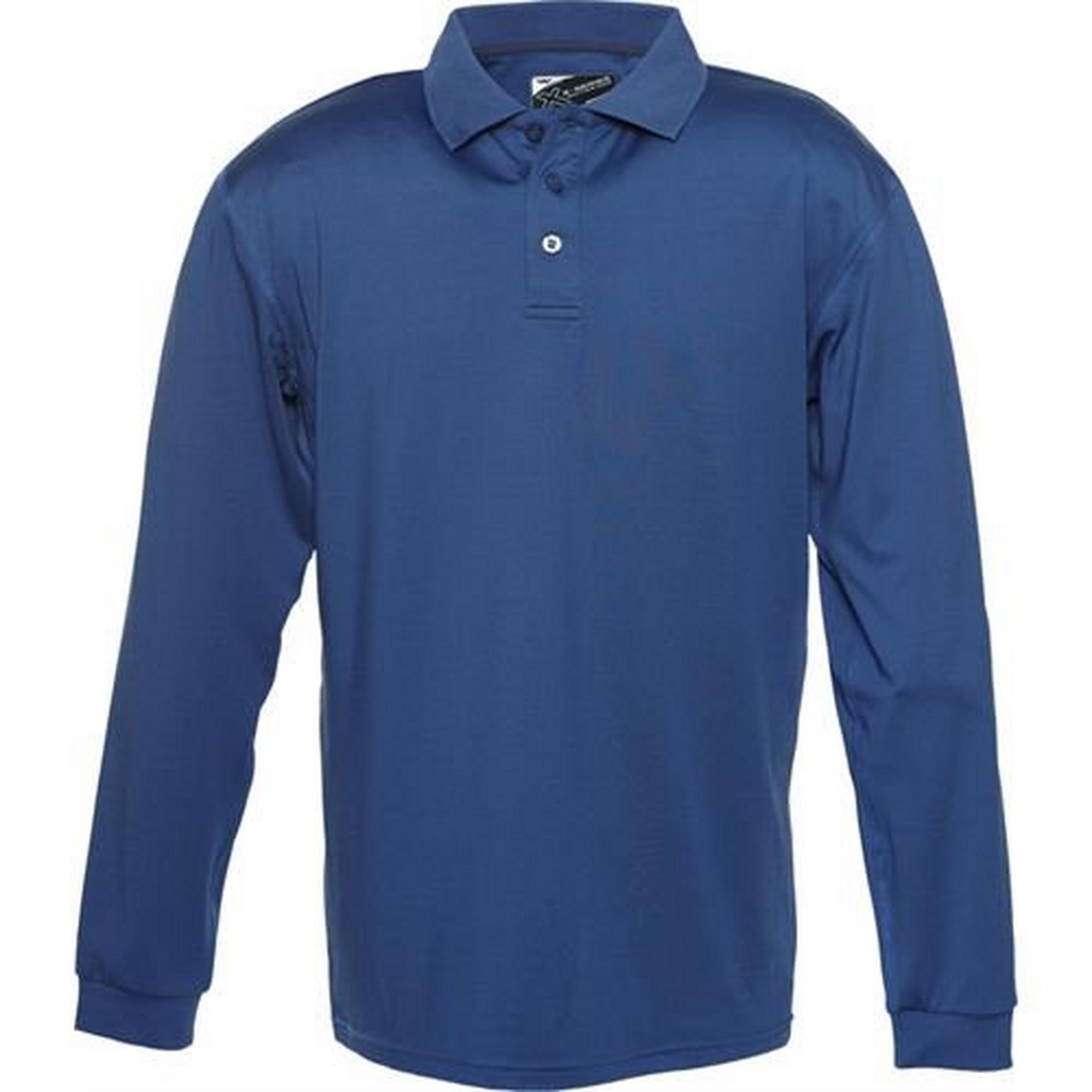 Men's Liberty Long Sleeve Polo