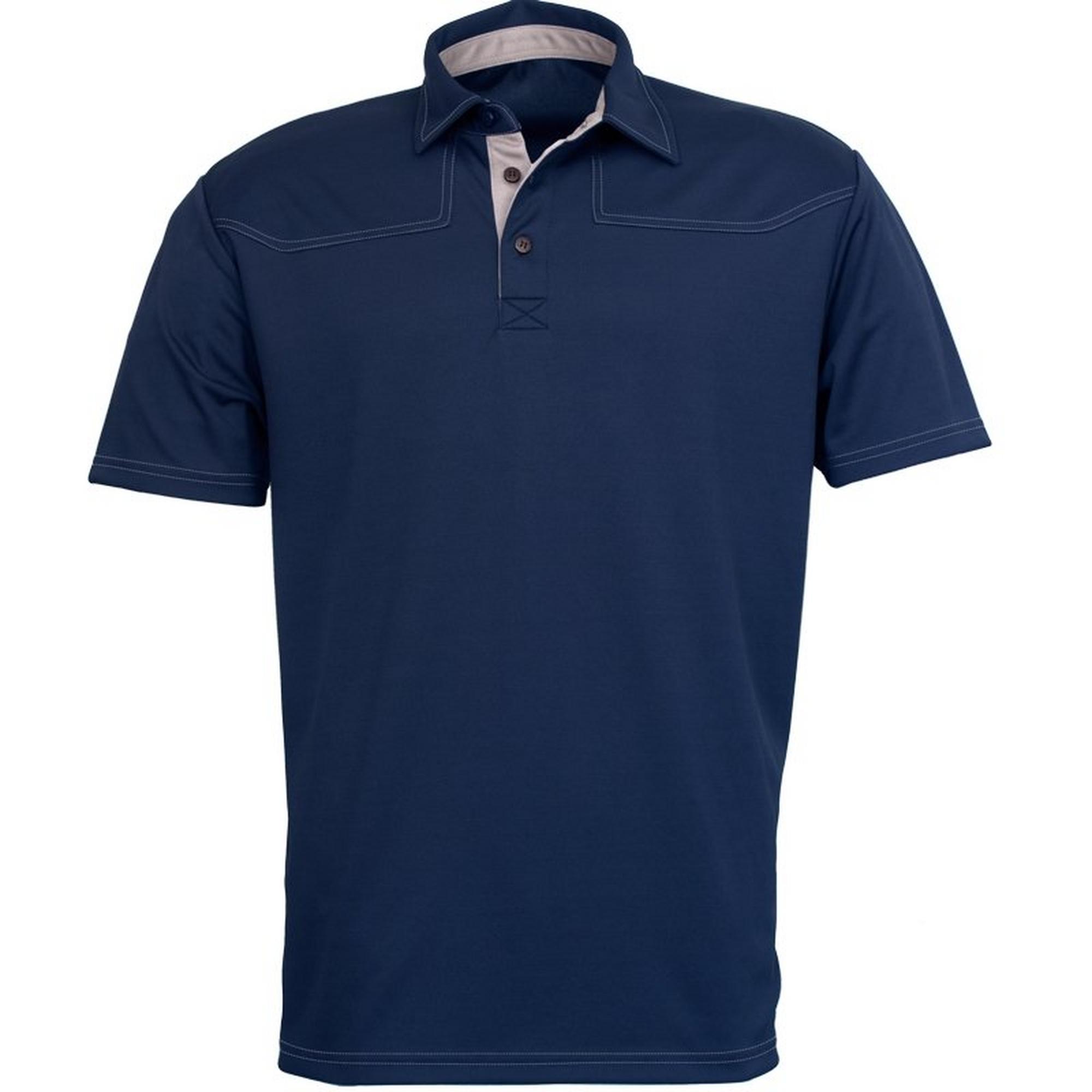 Men's Rise Short Sleeve Polo