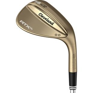 RTX 4.0 Raw Wedge with Steel Shaft