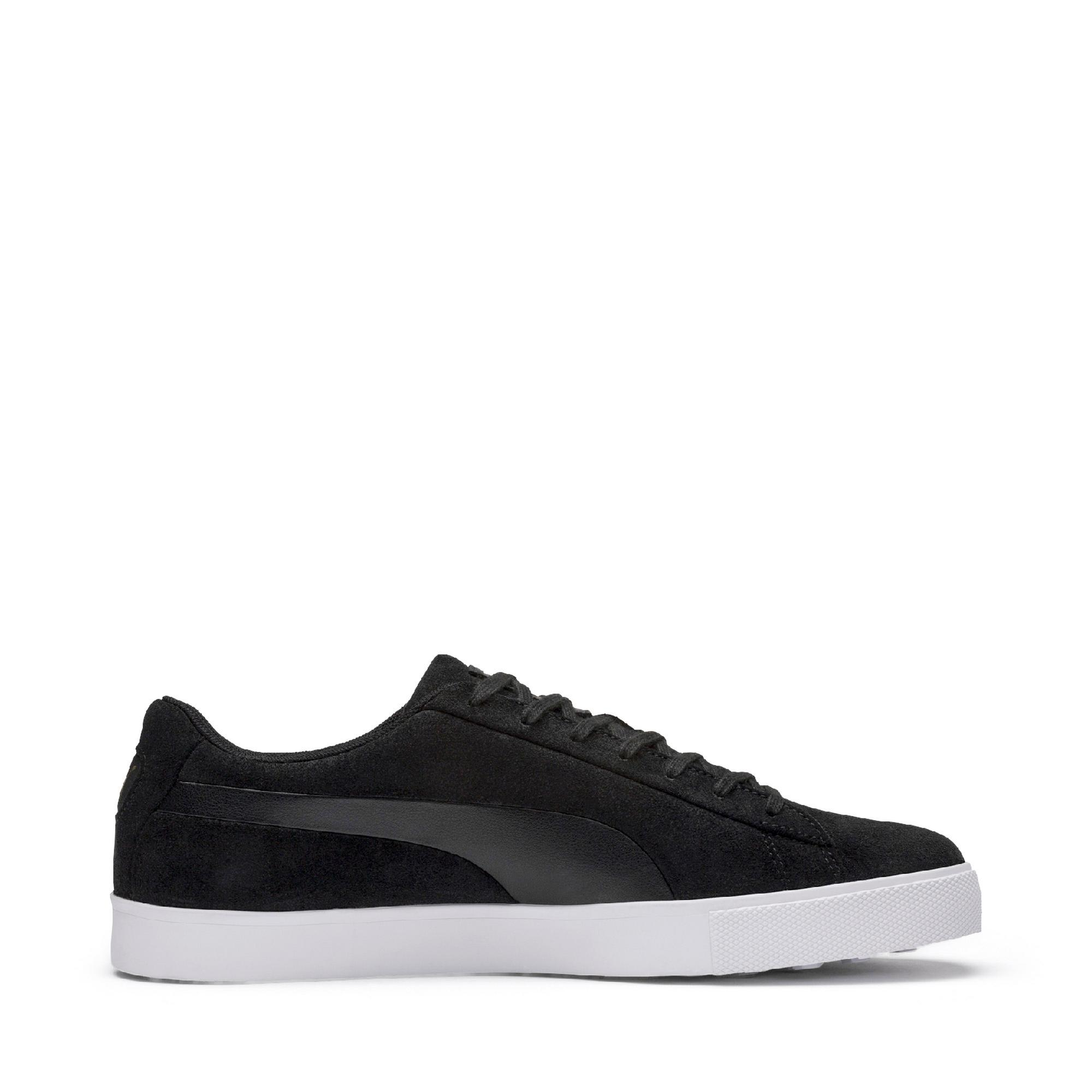 Men's Suede G Spikeless Golf Shoe