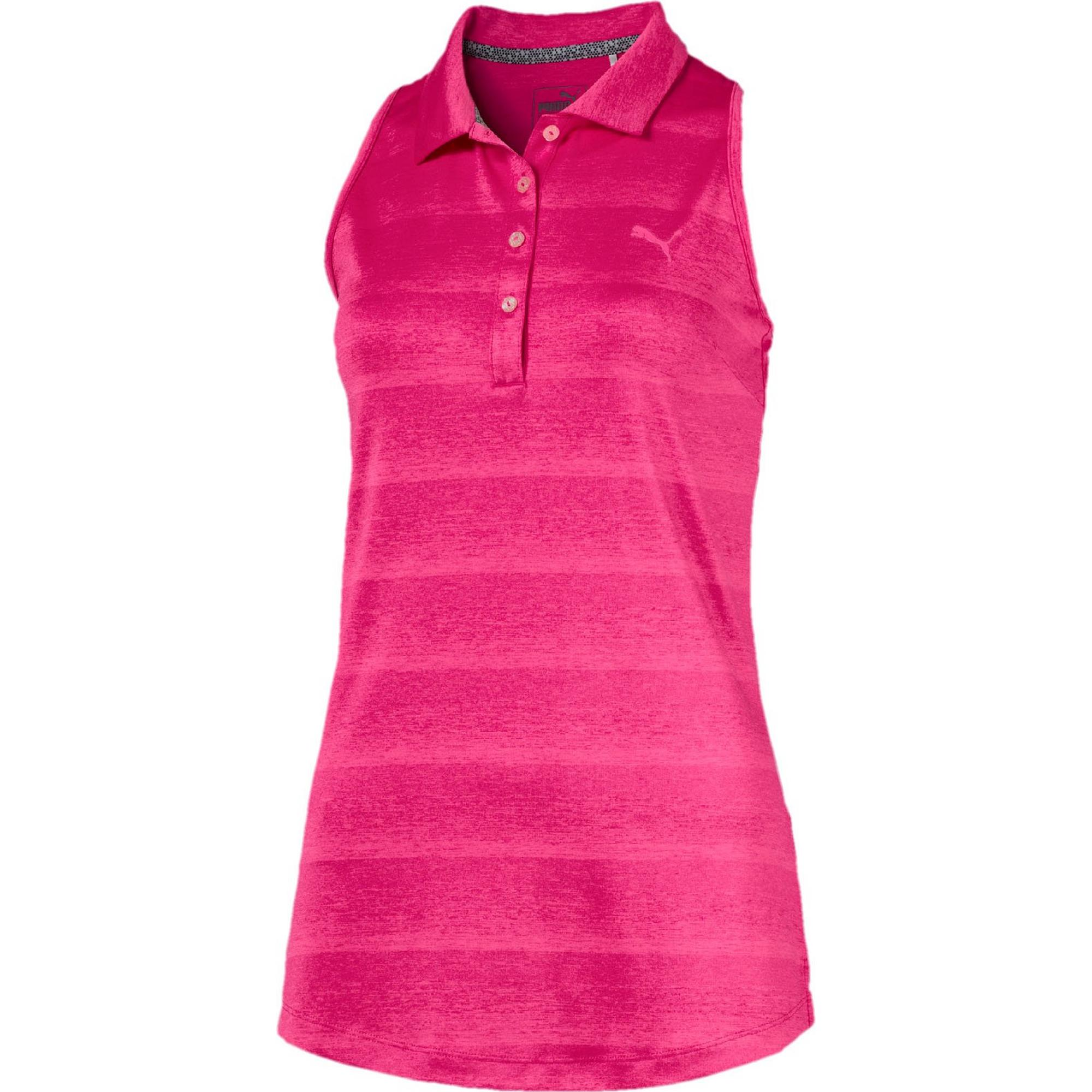 Women's Racerback Sleeveless Polo