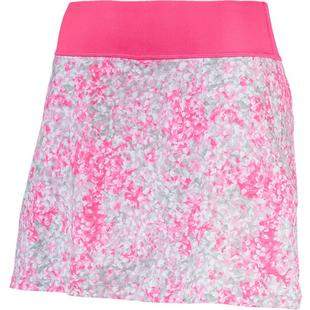 Women's Powershape Floral Knit Skort