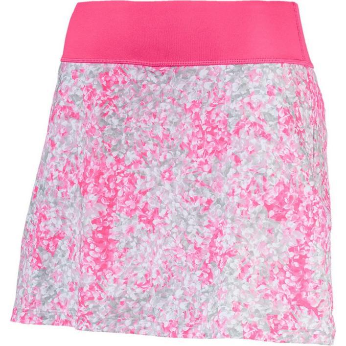 Women's Powershape Floral Knit Skort