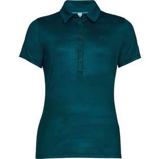 Women's Zinger Novelty Short Sleeve Polo