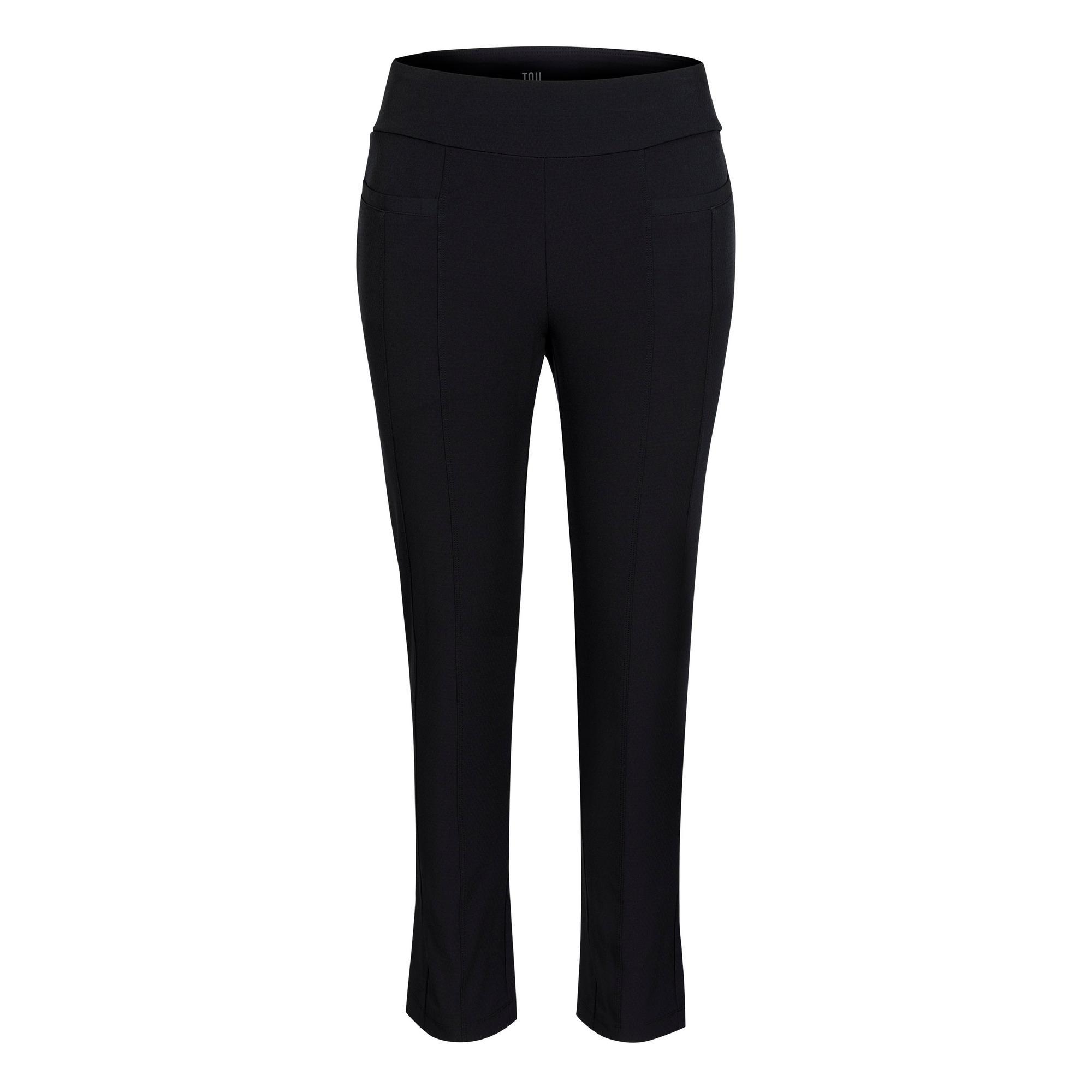 Pantalon CID à taille élastique pour femmes
