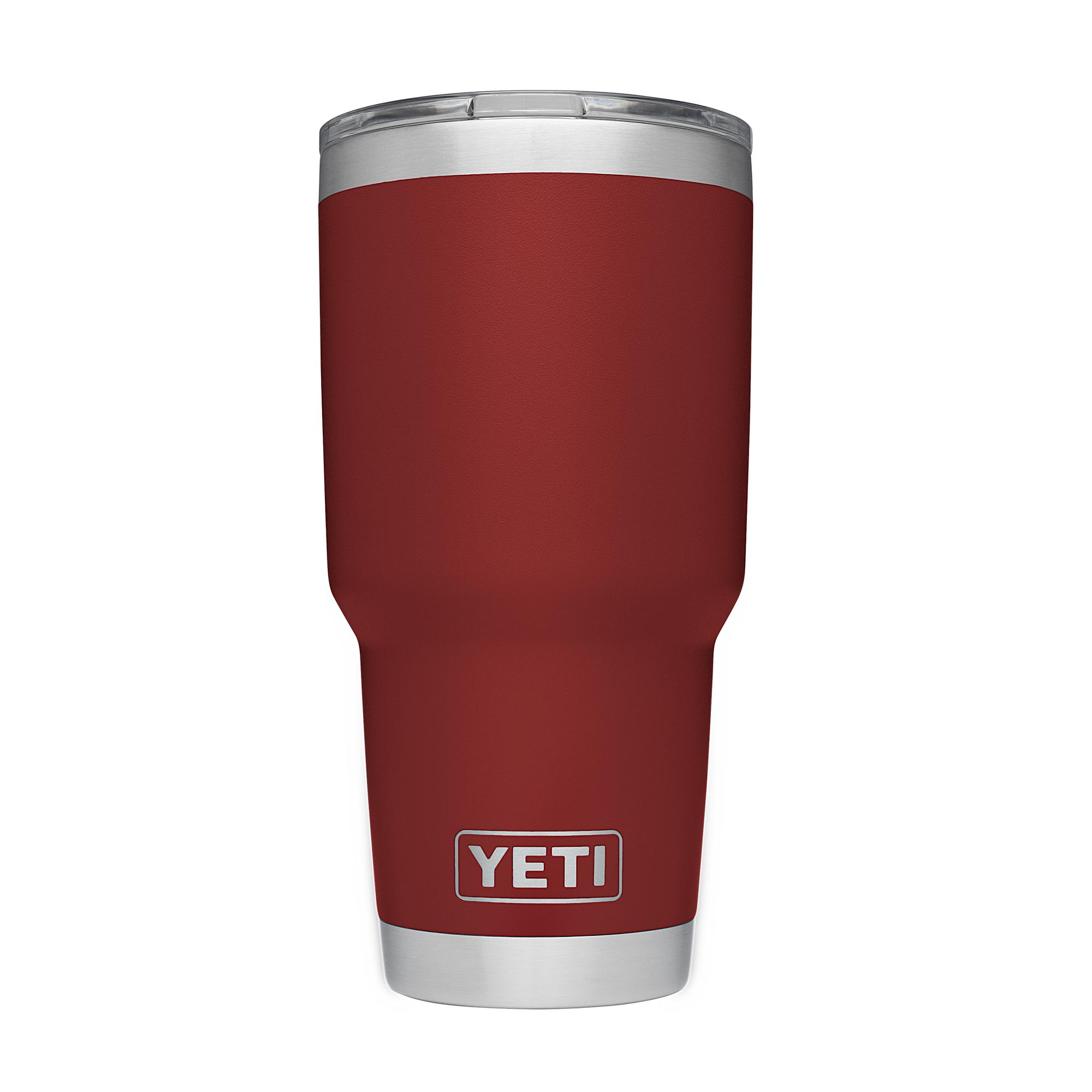 Rambler Tumbler 30oz Red Mug
